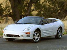 2004 Mitsubishi Eclipse, 85,833 miles, $5,992.
