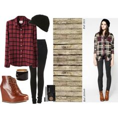 Flannel...