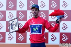 New race leader Benat INTXAUSTI (MOVISTAR TEAM) by 10s with one ceremonial stage to go. Tour of Beijing 2013