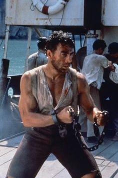 The Quest.  Jean Claude Van Damme.  #josephporrodesigns