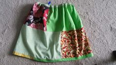Patchwork  girls skirt.  found at  https://www.etsy.com/shop/gottatellyou  Find me on ebay user name michellesgottatellyou