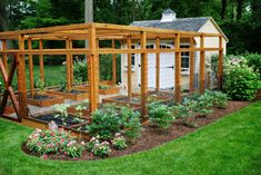 If space is an issue the answer is to use garden boxes. In this article we will show you how all about making raised garden boxes the easy way. We all want to make our gardens look beautiful and more appealing. Vertical Vegetable Gardens, Backyard Vegetable Gardens, Vegetable Garden Design, Garden Landscaping, Outdoor Gardens, Herb Garden, Easy Garden, Landscaping Ideas, Design Jardin