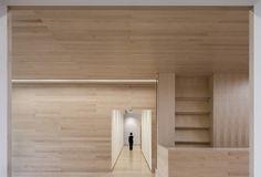 Vila Velha Museum, Potugal | Belém Lima Arquitectos. #timber