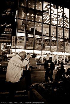 Meta... Time Square, New York, 2008