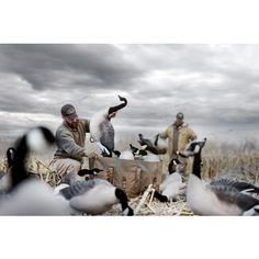 6-Slot Full Body Goose Decoy Bag - Small Slot for Snows/Lessers.  #rigemright #waterfowl #goosehunting