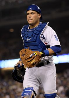 C Russell Martin, Dodger All-Star 2007 - '08 #VoteDodgers