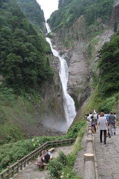 44.称名滝|立山 - 富山観光の人気スポット56ヵ所まとめ!この景色はいつか行きたい - Find Travel