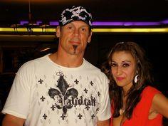 Sting and his wife Wwe Couples, Wwe Tna, Christmas Sweaters, T Shirt, Tops, Women, Fashion, Supreme T Shirt, Moda