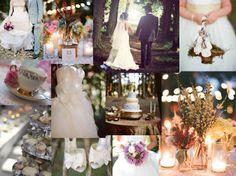 forest wedding decoration ideas | ... Weddings, Celebrations & Events: Enchanted Forest Wedding Inspiration