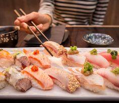 Những món ăn sống tại Nhật không dành cho những người yếu tim