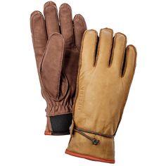 Hestra WAKAYAMA - 5 FINGER Unisex 5 Fingers, Wakayama, Paracord, Gloves, Unisex, Leather, December, Parachute Cord