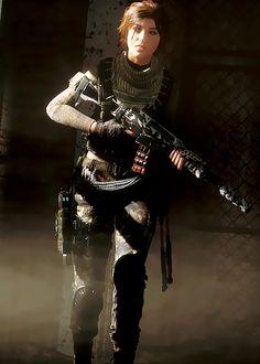 Lara Croft ROTTR