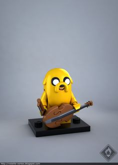 Lego (^o^) Kiddo (^o^) Volatile Vertex on Behance