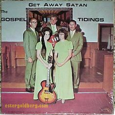 As Delilah slowly caressed the neck of the guitar, the rest of the Tidings knew Satan was already in the room
