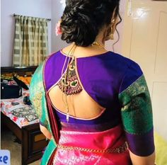 Traditional Blouse Designs, Simple Blouse Designs, Stylish Blouse Design, Saree Blouse Neck Designs, Bridal Blouse Designs, Lehenga Designs, Dress Designs, Designer Blouse Patterns, Work Blouse