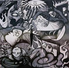 Revisión del Guernica [Don Rogelio J]