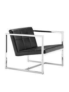 Carbon Chair by Zuo at Gilt