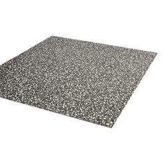Flexxfloors Stick Premium kunststof vloertegel terrazo antraciet 2,09 m²