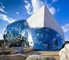 Salvador Dali Museum in St Petersburg, Florida, USA   designed by HOK   Photography by Moris Moreno