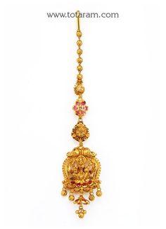 Gold Bangles Design, Gold Earrings Designs, Gold Jewellery Design, Gold Jewelry, Beaded Jewelry, Gold Necklaces, Gold Pendant, Pendant Jewelry, Temple Jewellery