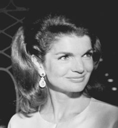"First Lady Mrs ~~Jacqueline Lee (Bouvier) Kennedy Onassis ""Jackie"" (July 28, 1929 – May 19, 1994). She is remembered for her contributions to the arts and preservation of historic architecture, her style, elegance, and grace. She was a fashion icon; her famous ensemble of pink Chanel suit and matching pillbox hat has become symbolic of her husband's assassination and one of the lasting images of the 1960s , ❤❁❤❁❤❁❤❁❤❁❤  http://en.wikipedia.org/wiki/Jacqueline_Kennedy_Onassis"
