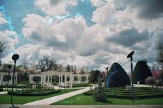 roses parc, Timisoara - on film