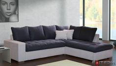 Rohová sedacia súprava Bernadet s umývateľným poťahom #sofa #settee #divan #couch
