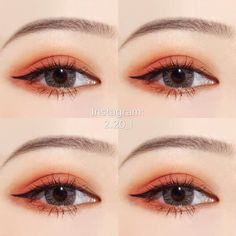 If you'd like to enhance your eyes and increase your good looks, finding the best eye makeup tips can help. You want to make certain you put on makeup that makes you look even more beautiful than you already are. Asian Makeup Looks, Korean Makeup Look, Korean Makeup Tips, Asian Eye Makeup, Korean Makeup Tutorials, Eye Makeup Art, Eye Makeup Tips, Smokey Eye Makeup, Makeup Eyeshadow
