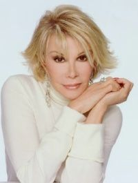 I have no methods; all I do is accept people as they are.  Joan Rivers
