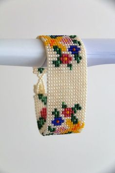 Folkloric Design Bracelet, Ethnic Traditional Style, Mother's Day gift £25.00