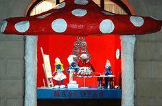 Navidad 2013/14 #modainfantil #bebé #ropabebé #pitufos #escaparates