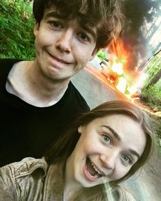 jessica barden & alex lawther (the end of the f***ing world)