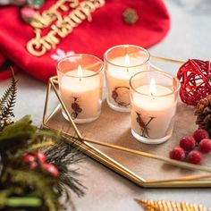 "The Maeva Store on Instagram: ""We think Monogram candles instantly add a touch of personalisation. So, this Christmas add a lot of sparkle into your loved ones lives with…"" Home Decor Inspiration, First Love, Sparkle, Monogram, Ads, Candles, Touch, House Styles, Store"