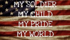 From Captain's Daughter to Army Mom: We got an address! Army Mom Quotes, Army Sayings, Military Quotes, Military Mom, Military Party, Military Honors, Army Party, Army Family, Air Force Mom