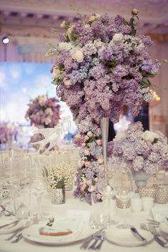 Dekoracje ślubne w stylu glamour. 12 ślubnych inspiracji!