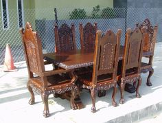 Renaissance Architecture - Custom Old World Furniture, Custom Tuscan Furniture
