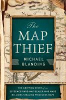 How could a respected map dealer also be a thief?  A great read about historical maps, libraries and special collections, and a map thief. - Greta Browning, Reference Archivist