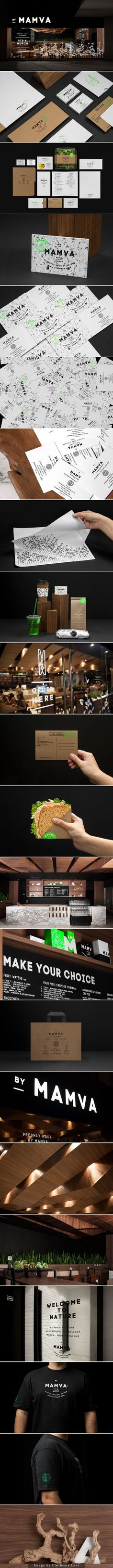 Mamva make your choice curated by Packaging Diva PD identity packaging branding