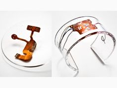 Cirkuita- jewelry from techno junk