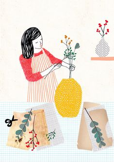 Florist / Manon de Jong
