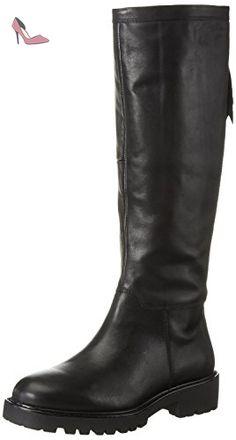 Vagabond Kenova, Bottes hautes avec doublure froide femme - Noir - Schwarz (20 Black), 39 - Chaussures vagabond (*Partner-Link)