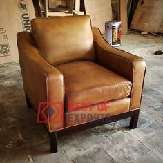 Designer Leather Sofa in light brown color #leathersofa #sofadesign #upholsteredchair #ulholsteryfurniture #sofaindia #leathersofaindia #leatherfurniture #brownsofa #interiordesigner #bestofexports #Interior_Design #Interior #interiorarchitecture #architect #architects