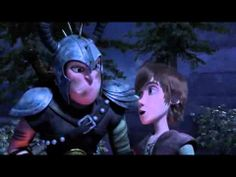 """Dragons: Defenders of Berk - Ep. 03 """"The Night and the Fury"""". This is one of my favorite episodes. :)"""