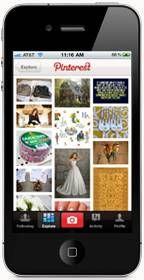 Pinterest App {of course this one is a must-have!} :)