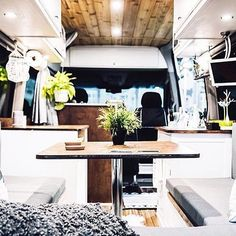 Check out this Sprinter conversion... Van: @sprint2explore via @sprintercampervans