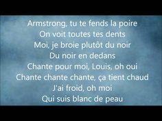 Amstrong   Claude Nougaro Parole   YouTube
