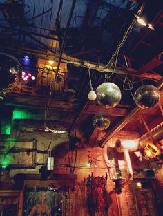 Szimpla Kert, Ruin bars Budapest