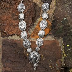 You have all been waiting for this!! The restock of the Hondo Necklace!! Seriously my favorite go-to piece in my own jewelry collection right now! #southwest #dreams #perfection #concho #savannah7s