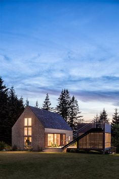 House on an Island / Elliott + Elliott Architecture - 6