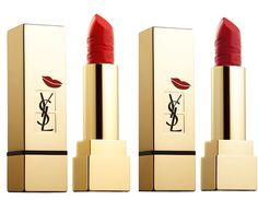 Первый взгляд: рождественская коллекция макияжа Yves Saint Laurent 2015